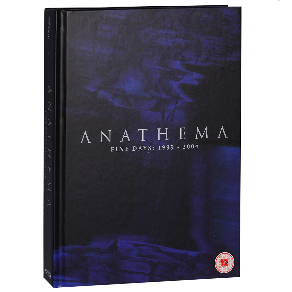 Anathema Anathema. Fine Days. 1999-2004 (3 CD + DVD) two 2 car headrest video dvd player pillow 7inch digital lcd screen monitor multimedia player with remote control fm transmitter