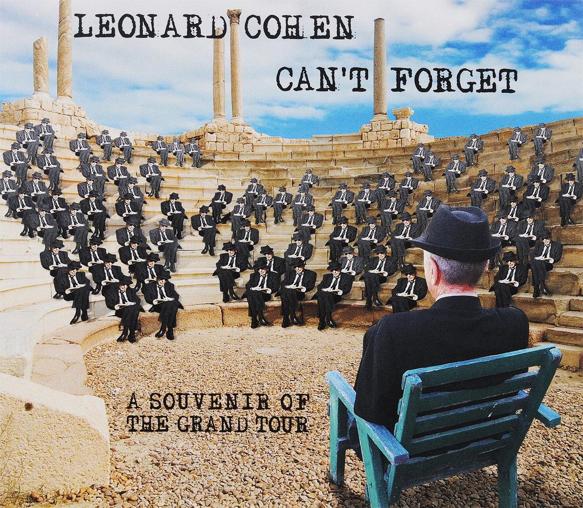 Леонард Коэн Leonard Cohen. Can't Forget. A Souvenir Of The Grand Tour leonard cohen leonard cohen dear heather 180 gr
