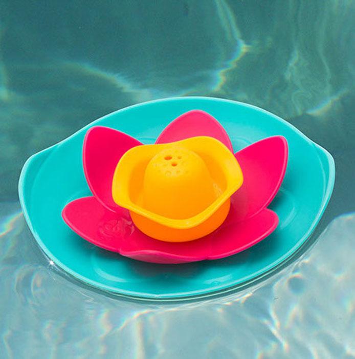 Игрушка для ванны Quut Lili. Цветочек игрушка для песка и снега quut triplet розовая