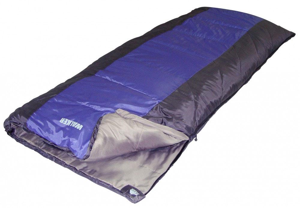 Спальник TREK PLANET Walker, правосторонняя молния, цвет: серый70360 (н)-RКомфортный, просторный и очень теплый спальник-одеяло Trek Planet Walker предназначен для походов и для отдыха на природе как в летнее время, так и в весенне-осенний период. Также спальный мешок можно использовать как обычное одеяло. Особенности спальника:4-канальный наполнитель Hollow Fiber.Двухсторонняя молния.Термоклапан вдоль молнии.Внутренний карман.Возможно состегивание спальников между собой (левая и правая молнии).К спальнику прилагается компрессионный чехол для удобного хранения и переноски.Характеристики: Внешний материал: 100% полиэстер.Внутренний материал: 100% полиэстер.Утеплитель: Hollow Fiber 4Н 2x125 г/м2.Размер спальника:200 см х 85 см.Вес: 1,6 кг.