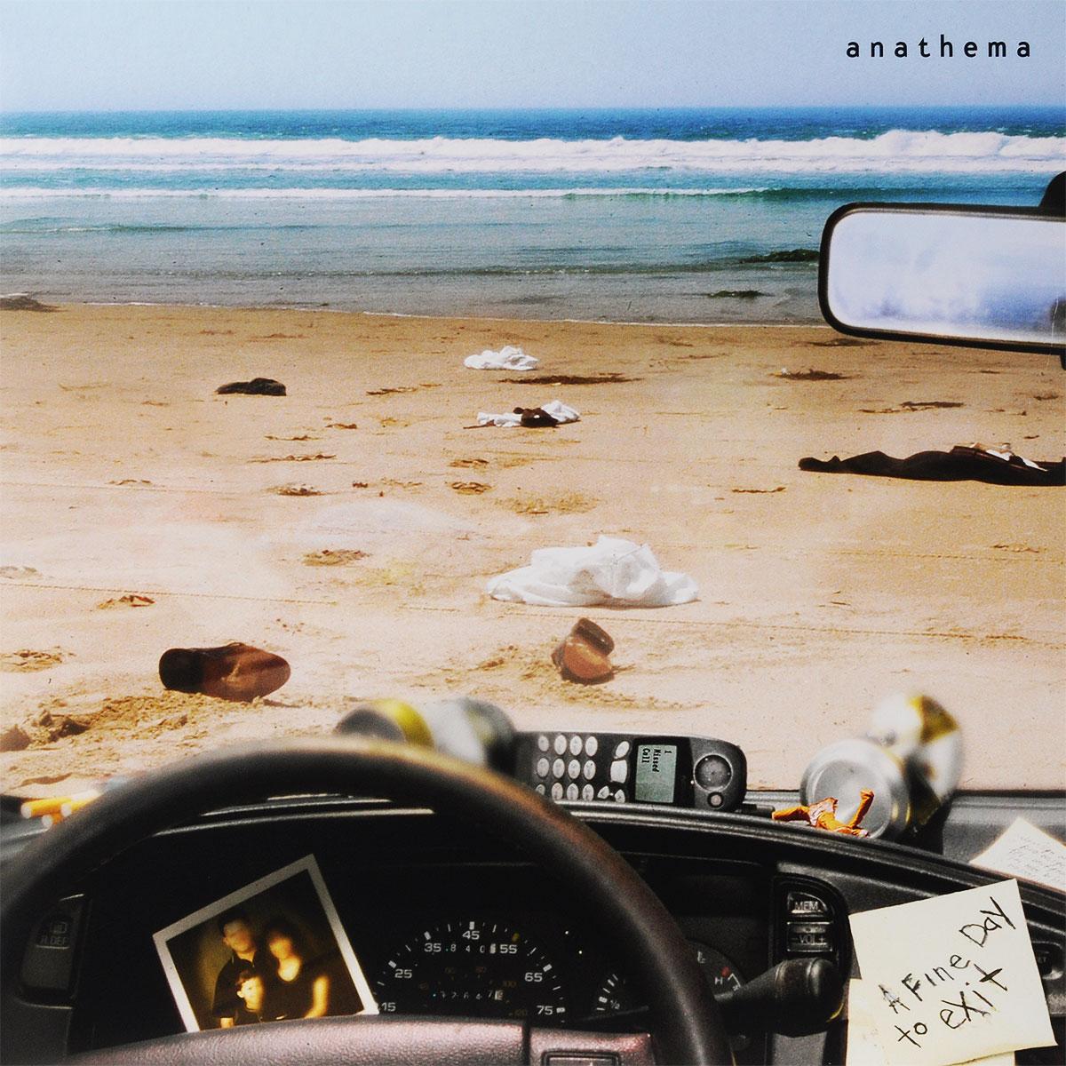 Anathema Anathema. A Fine Day To Exit (LP + CD) декоративные украшения exit day jyy258