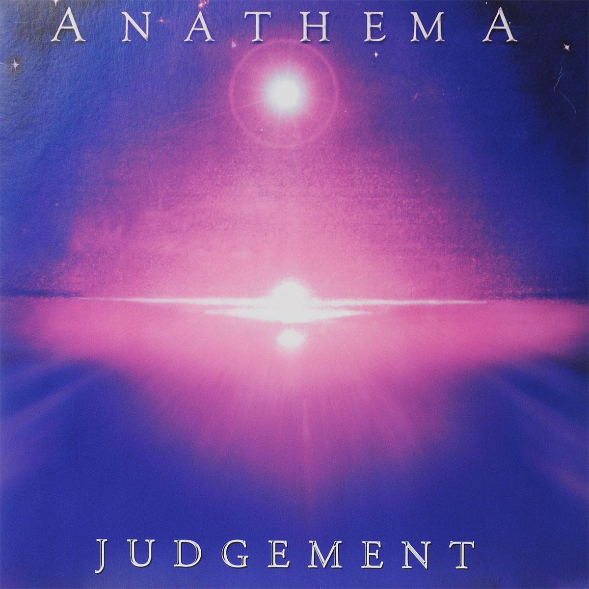 Anathema Anathema. Judgement (LP) lp cd anathema a natural disaster remastered