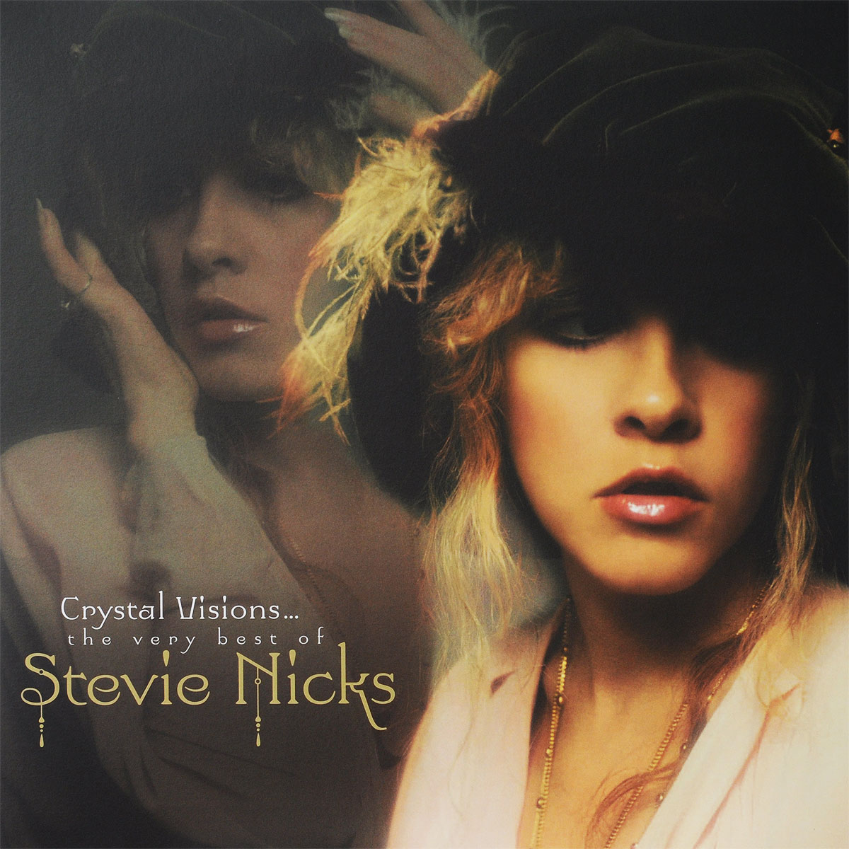 Стиви Никс Stevie Nicks. Crystal Visions... The Very Best Of Stevie Nicks (2 LP) виниловая пластинка stevie nicks 24 karat gold songs from the vault 2 lp