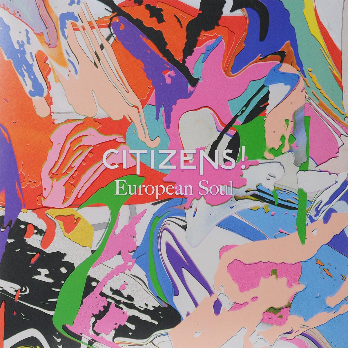 Citizens! Citizens! European Soul (LP) maison kitsune i need ecru