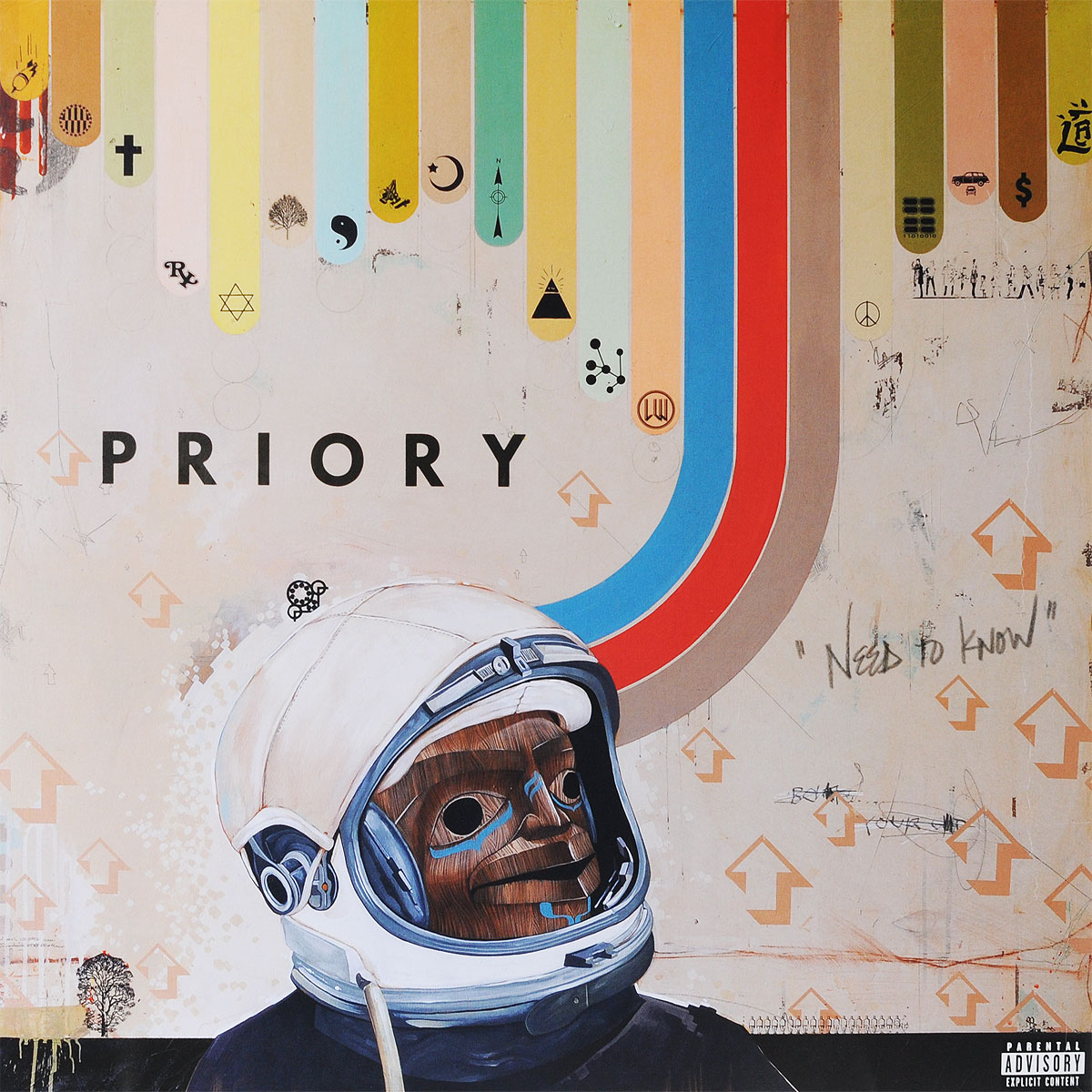 Priory. Need To Know (LP)