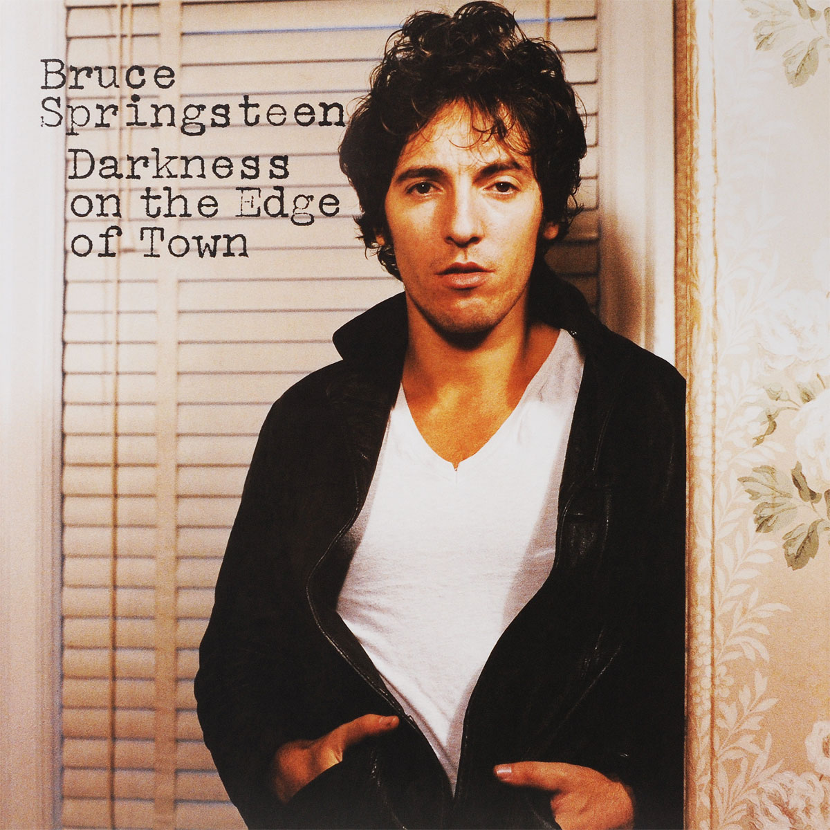 Брюс Спрингстин Bruce Springsteen. Darkness On The Edge Of Town (LP)