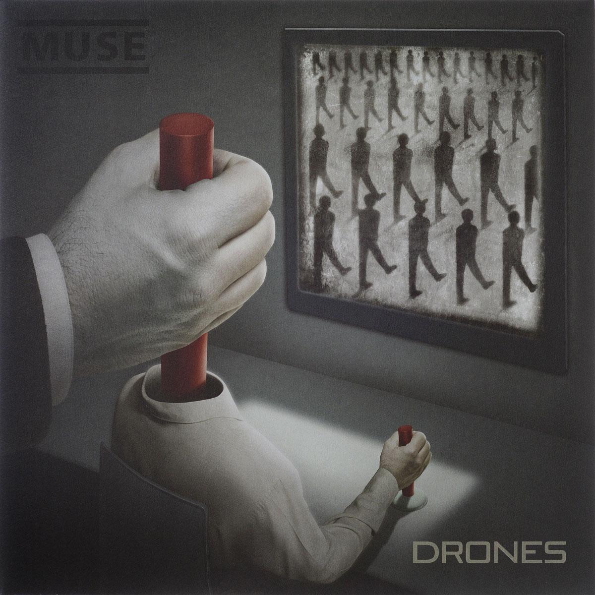 Side 1:Tracks 1 - 4Side 2:Tracks 5 - 6Side 3:Tracks 7 - 10Side 4:Tracks 11 - 12Muse возвращаются с новым альбомом