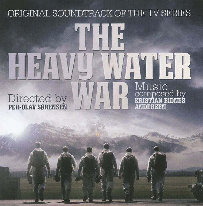 Kristian Eidnes Andersen. The Heavy Water War. Original Soundtrack Of The TV Series custom papel de parede para sala sheet music murals for bedroom living room tv wall vinyl waterproof which wallpaper