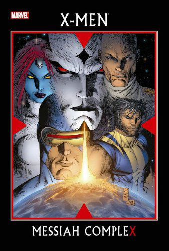 X-Men: Messiah Complex uncanny x men volume 5 the omega mutant
