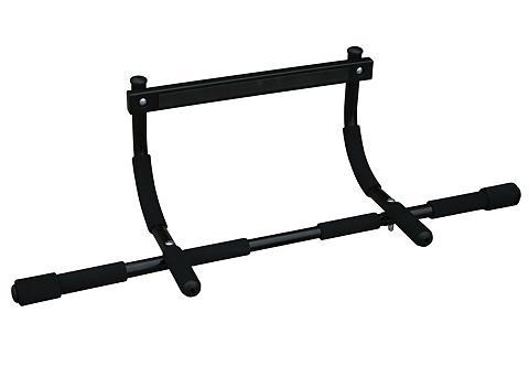 Турник в дверной проем  Iron Gym , цвет: черный, 93,5 см х 41 см х 22 см - Фитнес