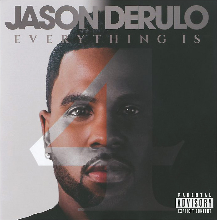 Джейсон Дэруло Jason Derulo Everything Is 4