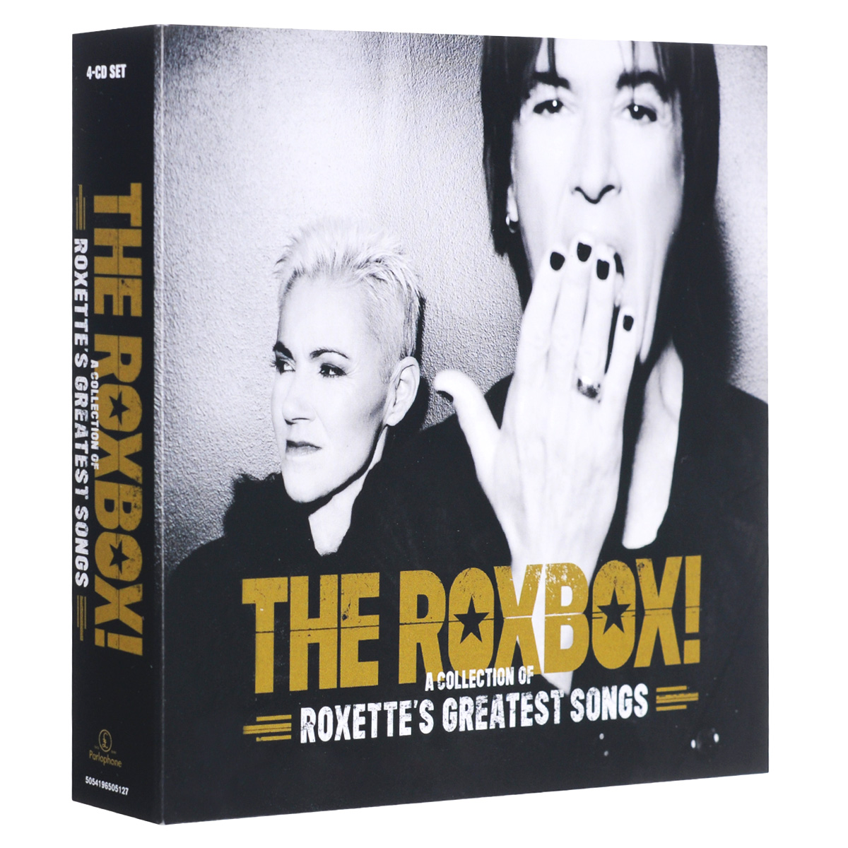 Roxette Roxette. The Roxbox! The Collection Of Roxette's Greatest Songs (4 CD) cd диск roxette live travelling the world 2 cd dvd