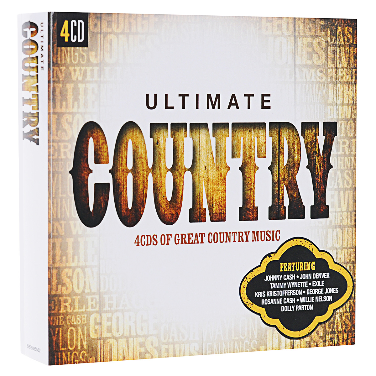 Ultimate Country (4 CD)