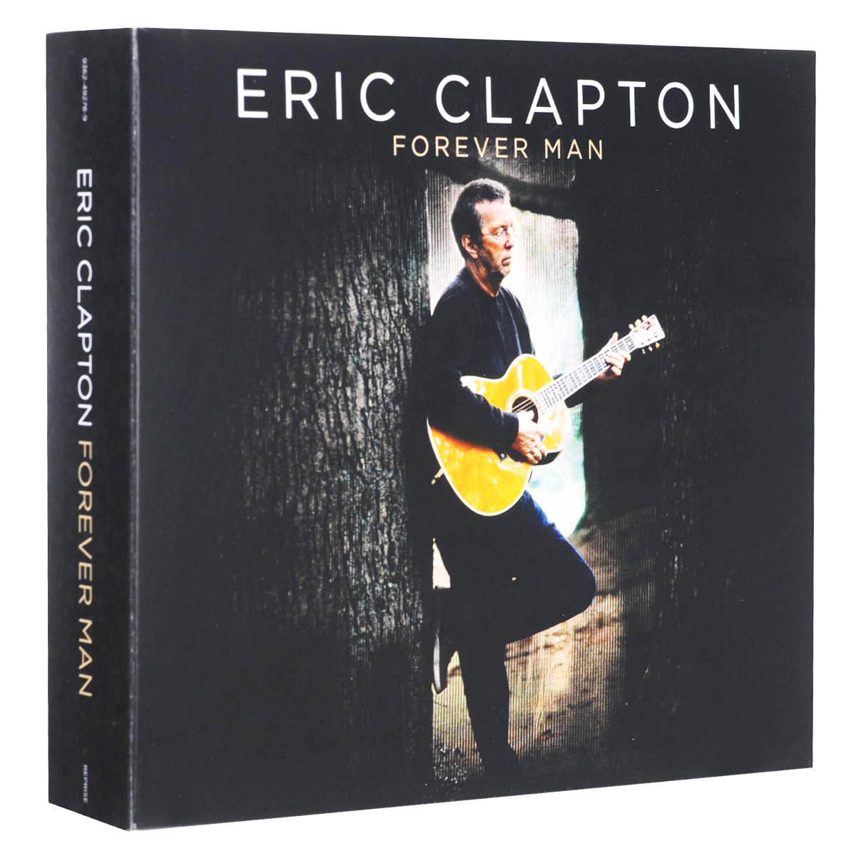 Эрик Клэптон Eric Clapton. Forever Man (3 CD) cd eric clapton 24 nights