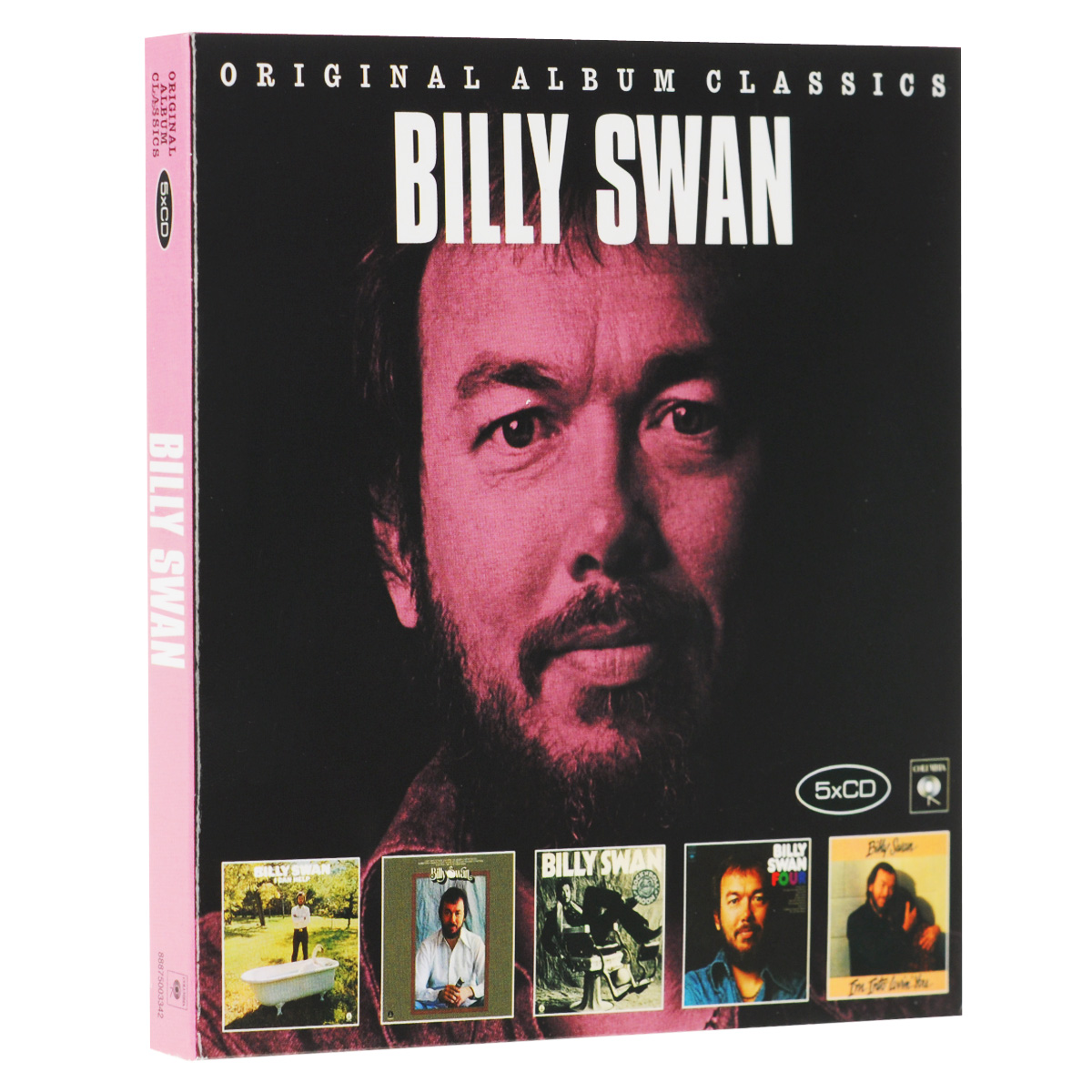 Билли Суон Billy Swan. Original Album Classics (5 CD) billy s band концерт на крыше roof music fest