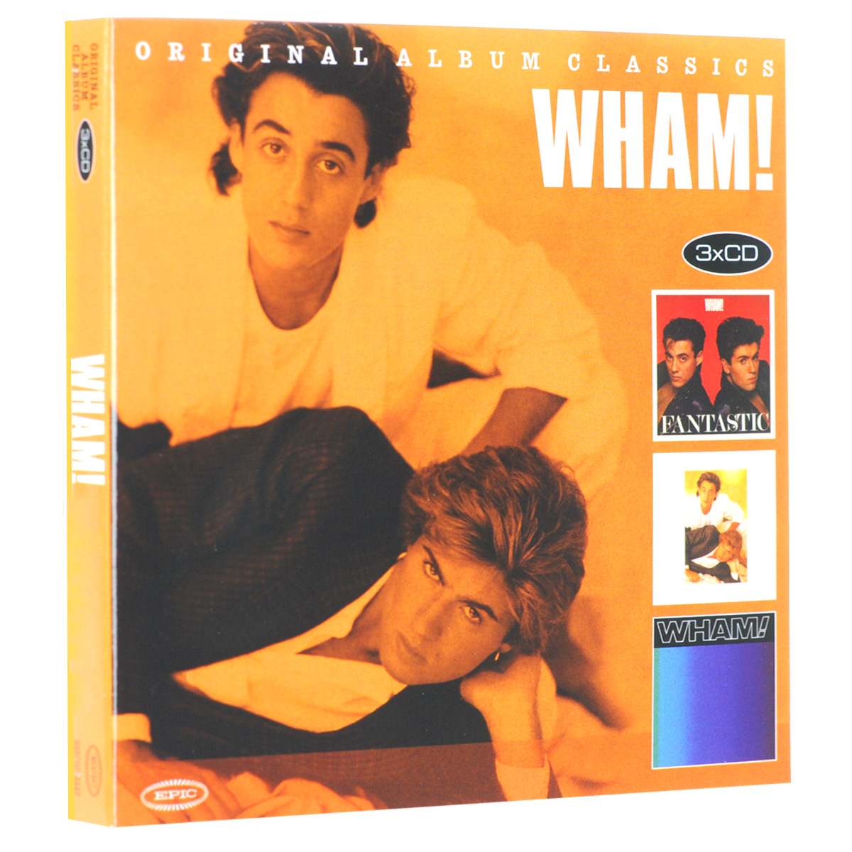 Wham! Original Album Classics (3 CD)