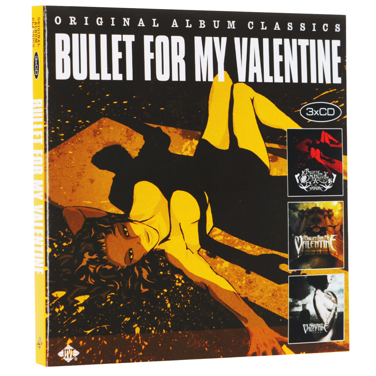 Bullet For My Valentine Bullet For My Valentine. Original Album Classics (3 CD) sony hd 960h 1 3 sony effio e ccd 700tvl mini bullet security analog monitoring cctv camera 3 7mm lens free shipping