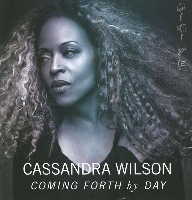 Кассандра Уилсон Cassandra Wilson. Coming Forth By Day худи print bar сид уилсон