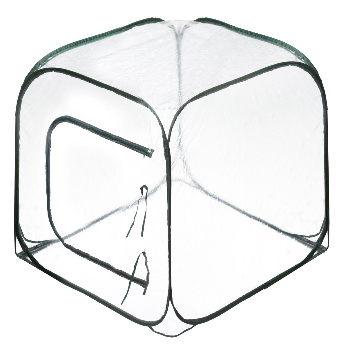 Мини-теплица Green Apple, 105 x 105 x 105 см штуцерный тройник для шланга green apple gwhc20 062