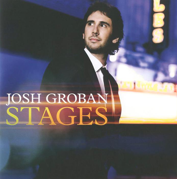 Josh Groban. Stages