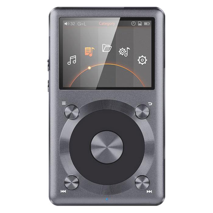 Fiio X3 II, Titanium Hi-Res плеер - MP3-плееры и диктофоны
