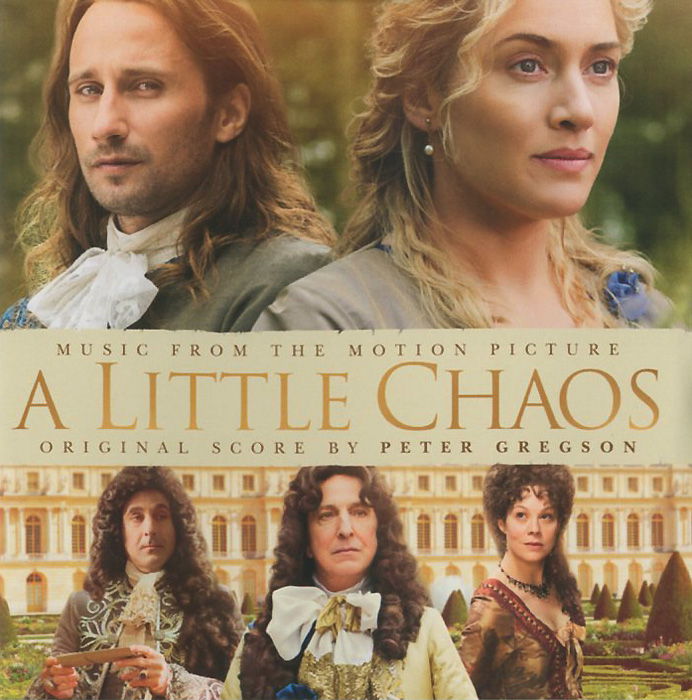 Peter Gregson. A Little Chaos. Original Motion Picture Soundtrack