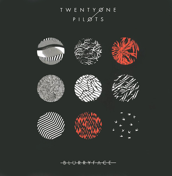Twenty One Pilots. Blurryface