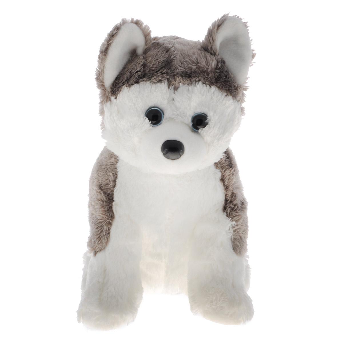 Мягкая игрушка TY Волчонок Slush, 25 см ty волчонок slush 23 см ty