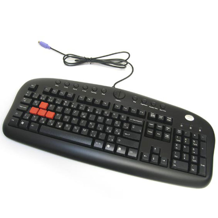 A4Tech KB-28G-1, Black клавиатура