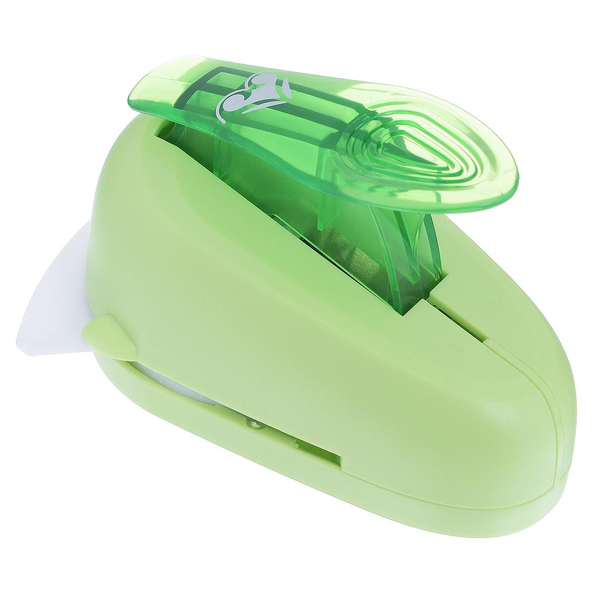 Дырокол фигурный Астра Сердце, угловой. CD-99MC7709610_63Дырокол Астра Сердце поможет вам легко, просто и аккуратно вырезать много одинаковыхмелких фигурок. Режущие части компостера закрыты пластмассовым корпусом, что обеспечивает безопасностьдля детей. Вырезанные фигурки накапливаются в специальном резервуаре. Можно использоватьвырезанные мотивы как конфетти или для наклеивания.Угловой дырокол подходит для разных техник: декупажа, скрапбукинга, декорирования. Размер дырокола: 10 см х 7 см х 7 см. Размер готовой фигурки: 2,5 см х 1,5 см.