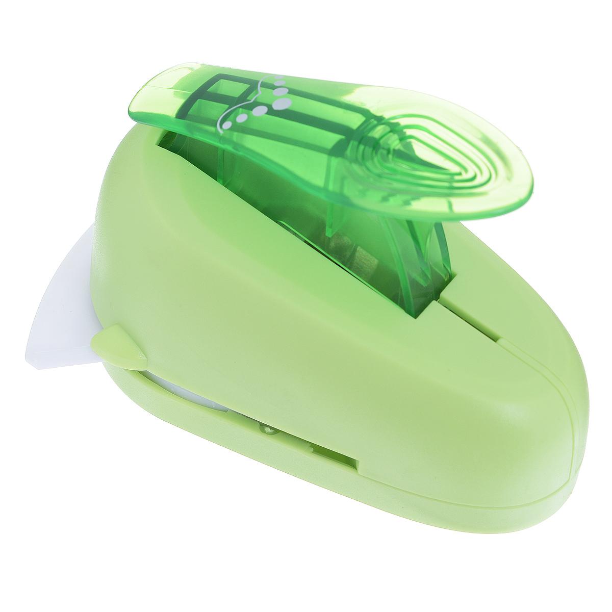Дырокол фигурный Астра Клин, угловой. CD-99MC7709610_55Дырокол Астра Клин поможет вам легко, просто и аккуратно вырезать много одинаковых мелких фигурок.Режущие части компостера закрыты пластмассовым корпусом, что обеспечивает безопасность для детей. Вырезанные фигурки накапливаются в специальном резервуаре. Можно использовать вырезанные мотивы как конфетти или для наклеивания. Угловой дырокол подходит для разных техник: декупажа, скрапбукинга, декорирования.Размер дырокола: 10 см х 7 см х 7 см. Размер готовой фигурки: 2,7 см х 1,5 см.