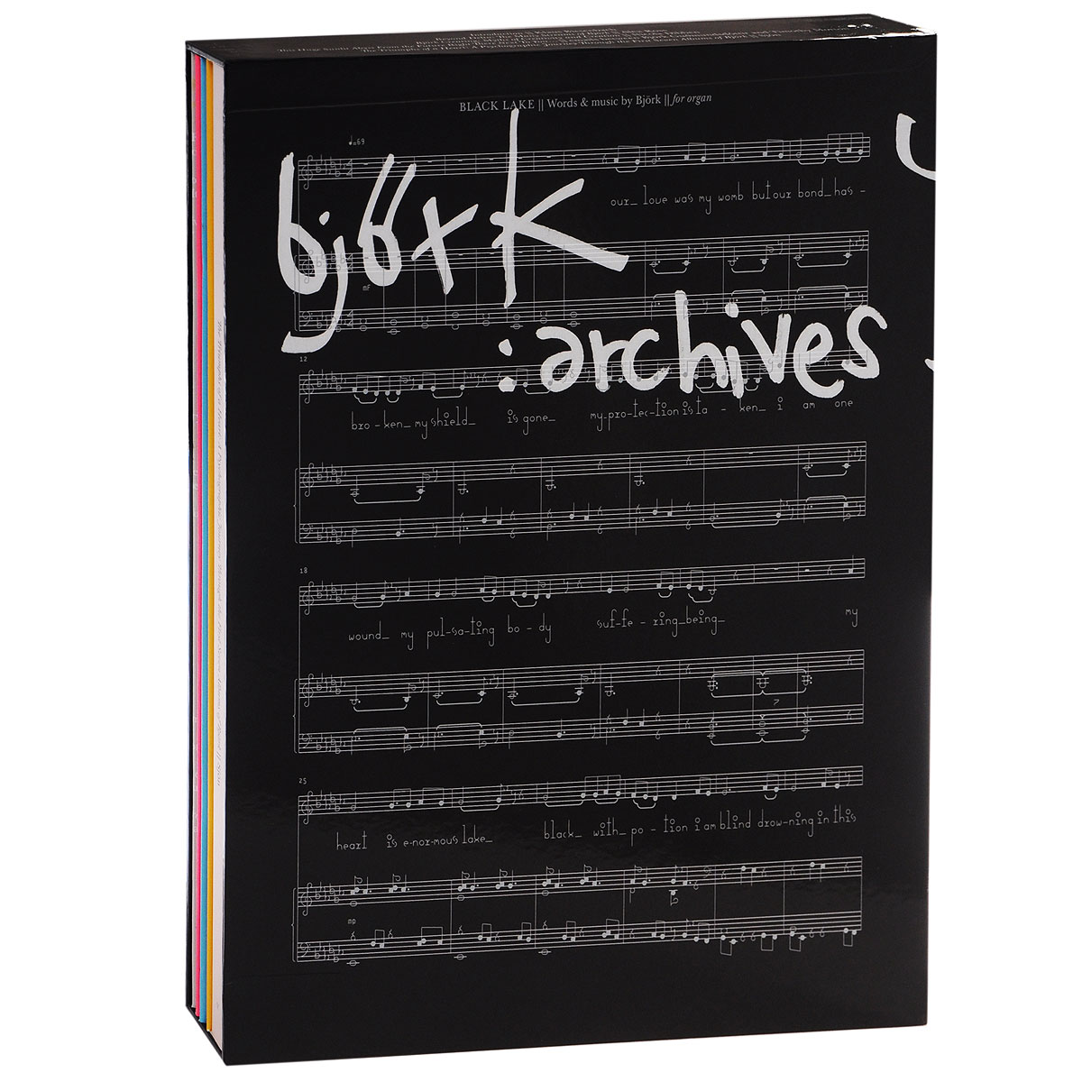 Bjork: Archives the collaborator
