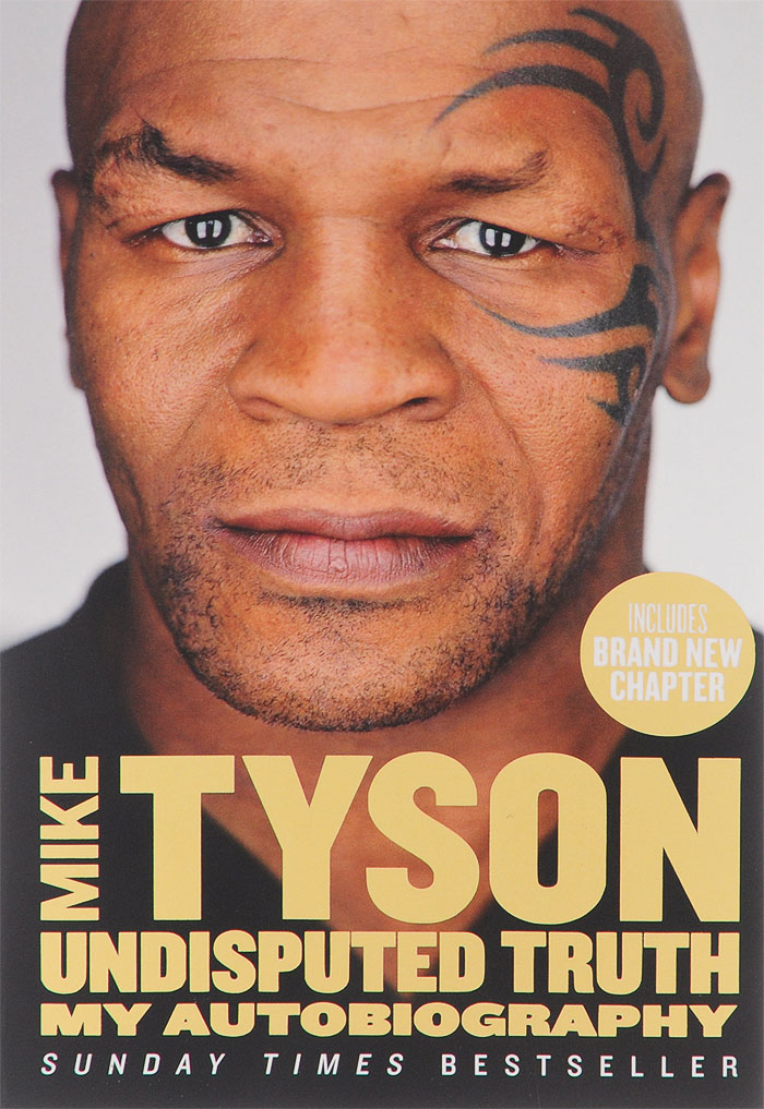 Mike Tyson, Larry Sloman: Undisputed Truth: My Autobiography вешала sloman