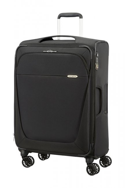 Чемодан Samsonite B-Lite 3, цвет: черный, 81,5/88 л. 39D*09006 чемодан samsonite чемодан 78 см base boost