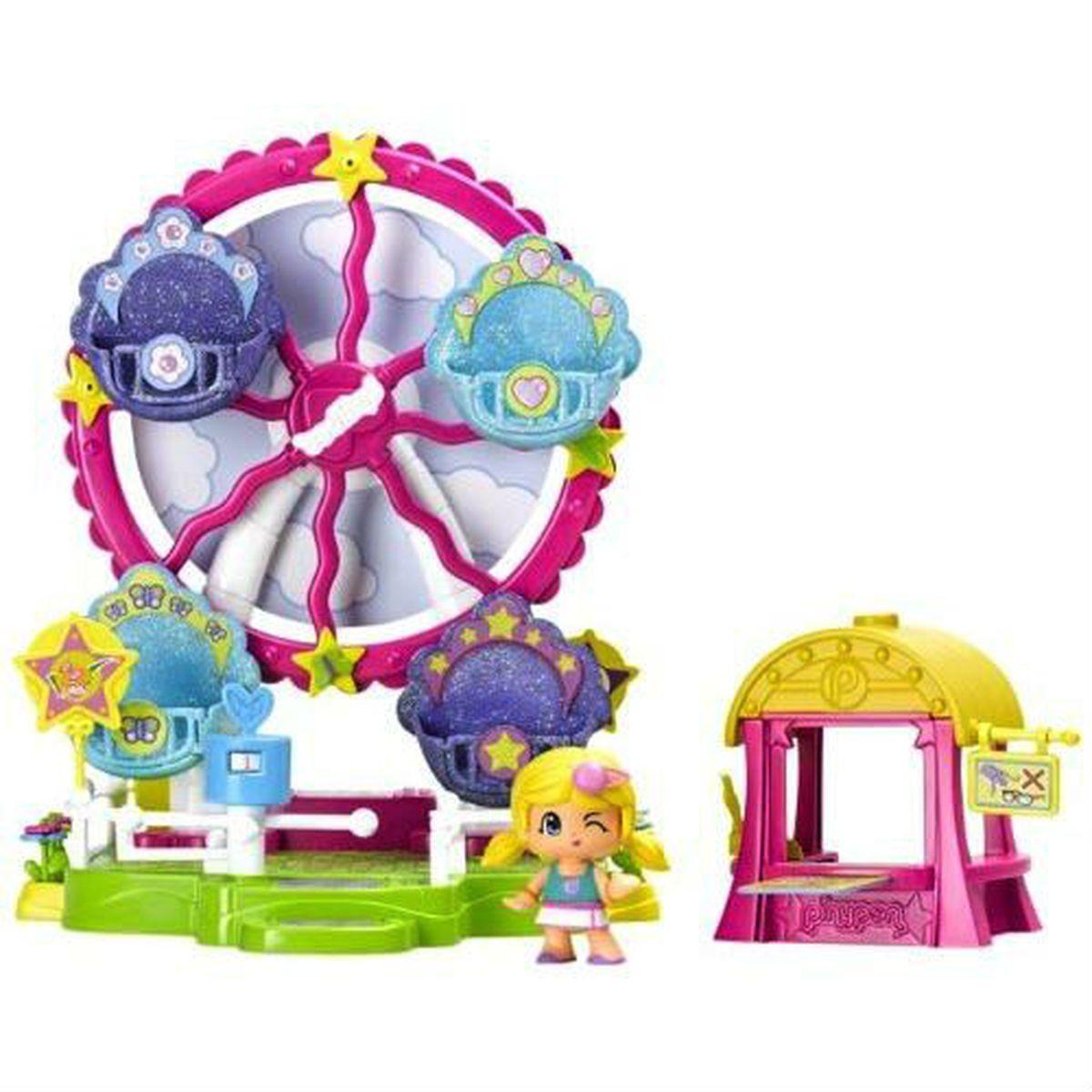 Famosa Игровой набор с куклой Колесо обозрения Пинипон кукла famosa ненси спортсменка конный спорт