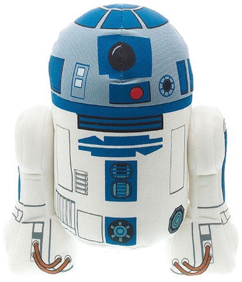Star Wars Мягкая озвученная игрушка R2-D2 36 см футболка классическая printio r2 d2 star wars
