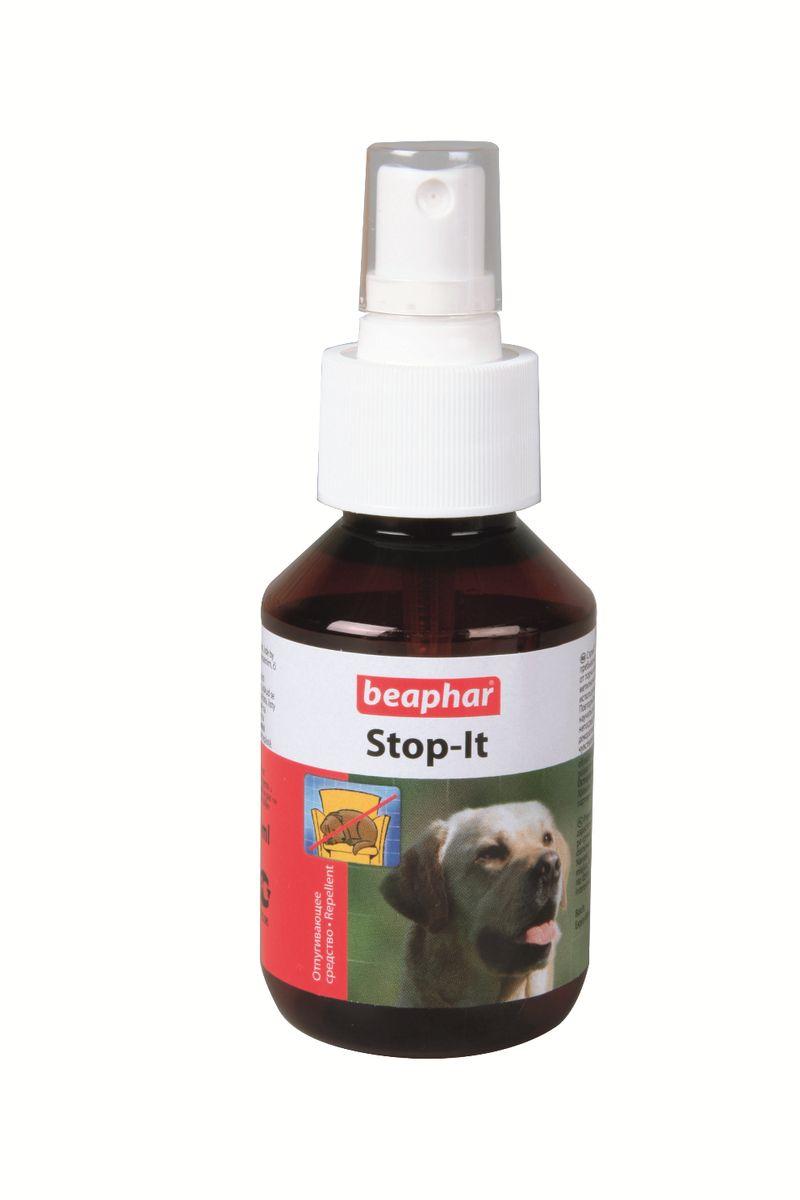 Спрей для собак Beaphar Stop-it, отпугивающий, 100 мл ремо вакс спрей где
