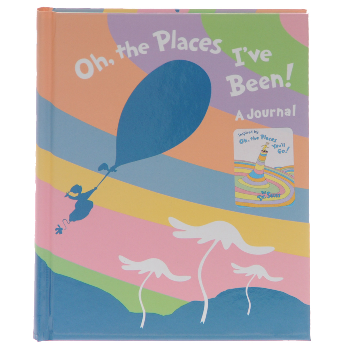 Oh, the Places I've Been! A Journal kicute 1pcs leather diaries journal notebook secret leather diary with lock password lined business office school supplies