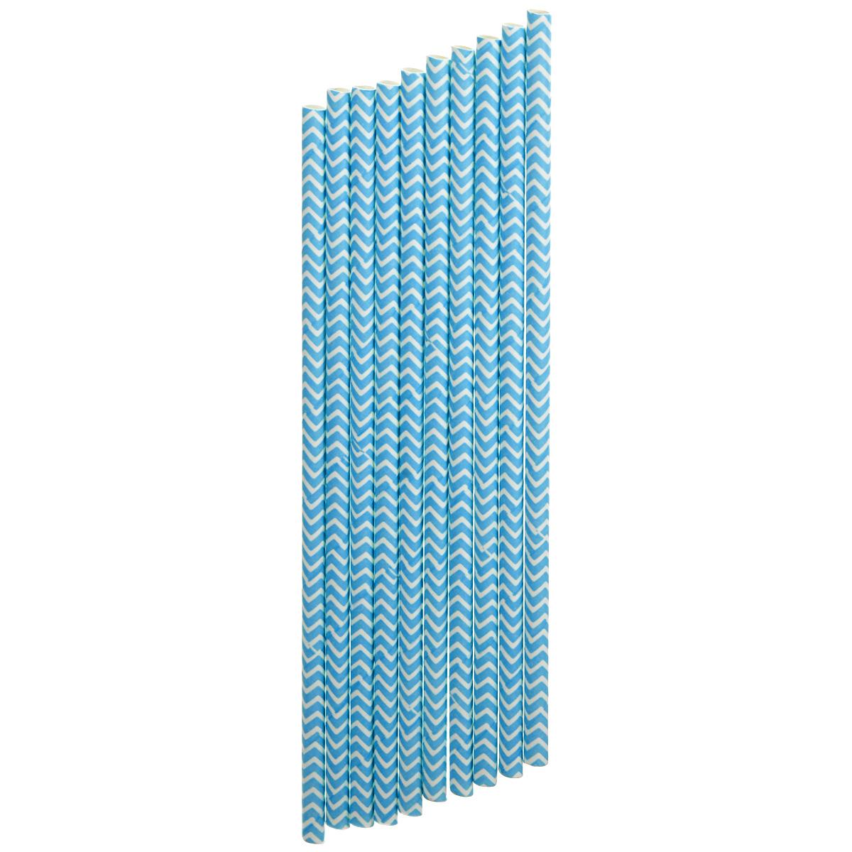Набор бумажных трубочек Dolce Arti Шеврон, цвет: синий, 10 штDA040243Набор Dolce Arti Шеврон состоит из 10 бумажных трубочек, предназначенных для напитков. Цветные трубочки станут не только эффектным украшением коктейлей, но и ярким штрихом вашего сладкого стола. С набором Dolce Arti Шеврон ваш праздник станет по-настоящему красочным!Длина трубочки: 19,5 см. Диаметр трубочки: 5 мм.