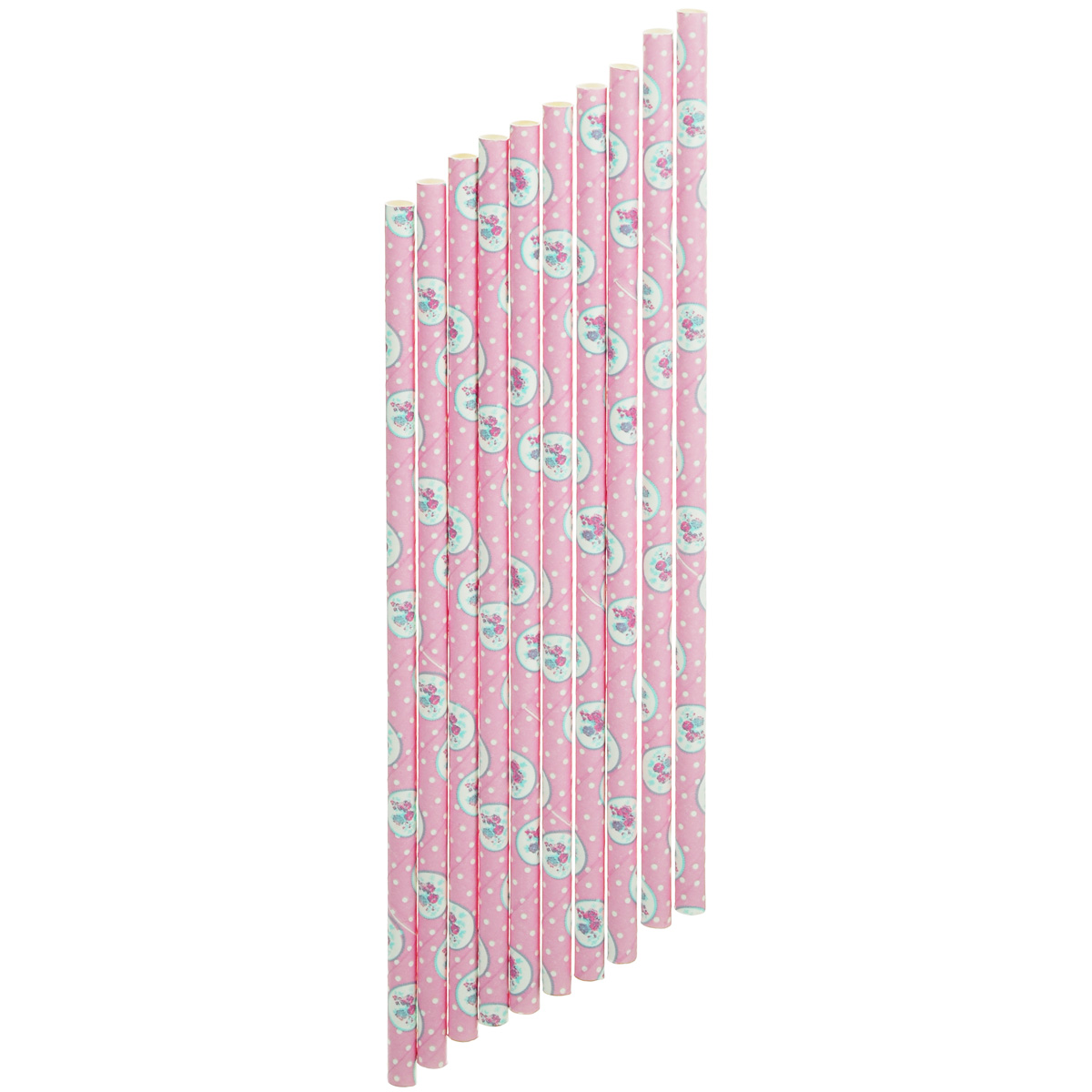Набор бумажных трубочек Dolce Arti Розовый ветер, 10 штDA040223Набор Dolce Arti Розовый ветер состоит из 10 бумажных трубочек, предназначенных для напитков. Цветные трубочки станут не только эффектным украшением коктейлей, но и ярким штрихом вашего сладкого стола. С набором Dolce Arti Розовый ветер ваш праздник станет по-настоящему красочным!Длина трубочки: 19,5 см. Диаметр трубочки: 5 мм.
