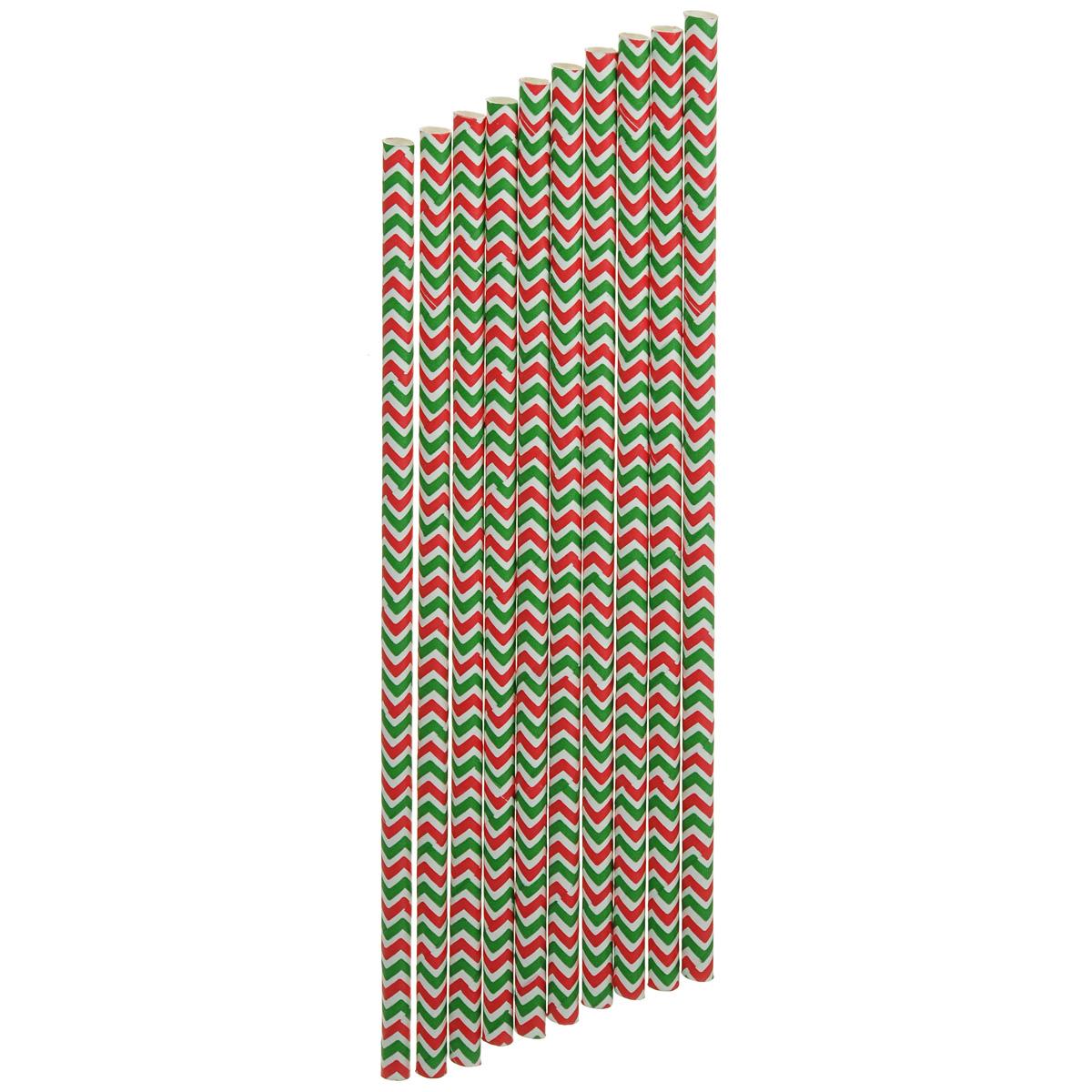 Набор бумажных трубочек Dolce Arti Праздник, цвет: белый, зеленый, красный, 10 штDA040255Набор Dolce Arti Праздник состоит из 10 бумажных трубочек, предназначенных для напитков. Цветные трубочки станут не только эффектным украшением коктейлей, но и ярким штрихом вашего сладкого стола. С набором Dolce Arti Праздник ваш праздник станет по-настоящему красочным!Длина трубочки: 19,5 см. Диаметр трубочки: 5 мм.