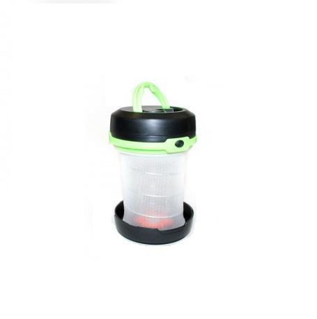 Фонарик Bradex складной «МАЯК», цвет: зеленый, арт.TD 0307