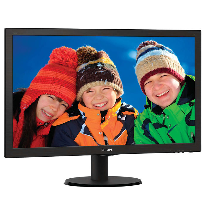 Монитор Philips 243V5LAB, Black