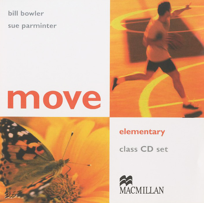 Move: Elementary: Class CDs (аудиокурс на 2 CD) language leader elementary class cd аудиокурс на 2 cd