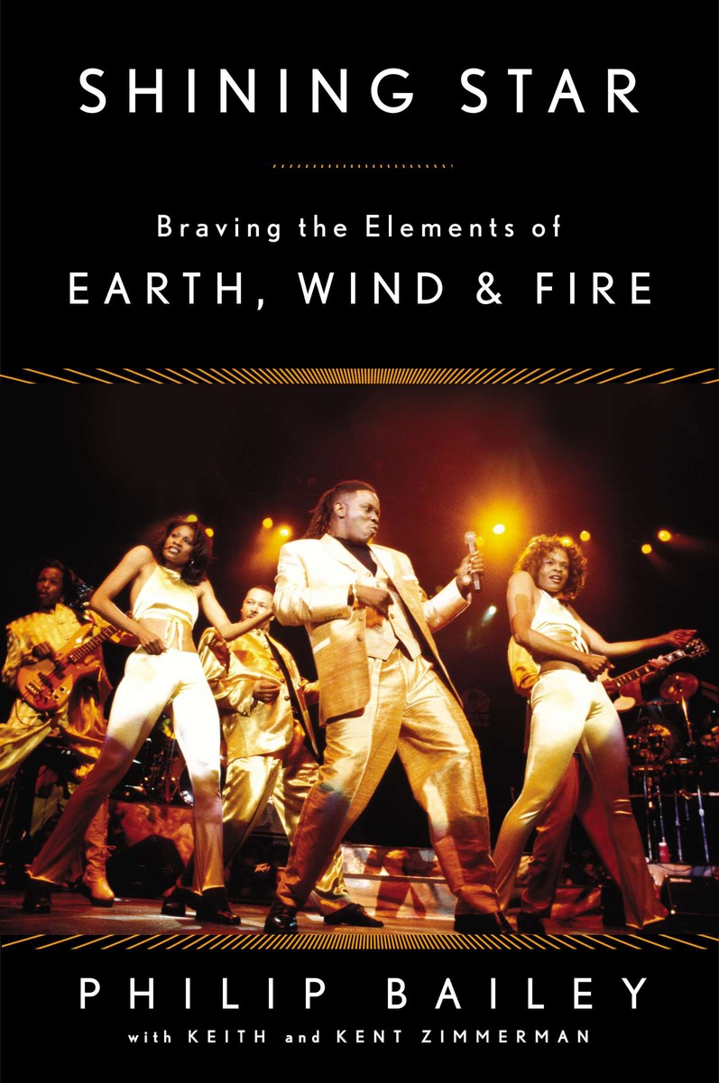 Shining Star: Braving the Elements of Earth, Wind & Fire j newell philip a new harmony the spirit the earth and the human soul