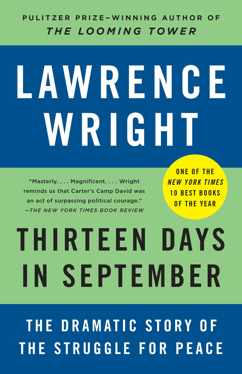 Thirteen Days in September mccann c thirteen ways of looking