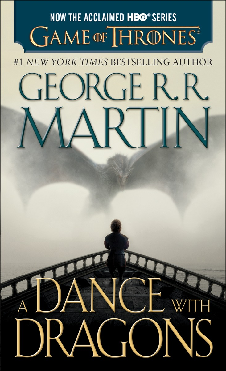 A Dance with Dragons: A Song of Ice and Fire: Book 5 martin g r r dance with dragon book 5 of song of ice and fire