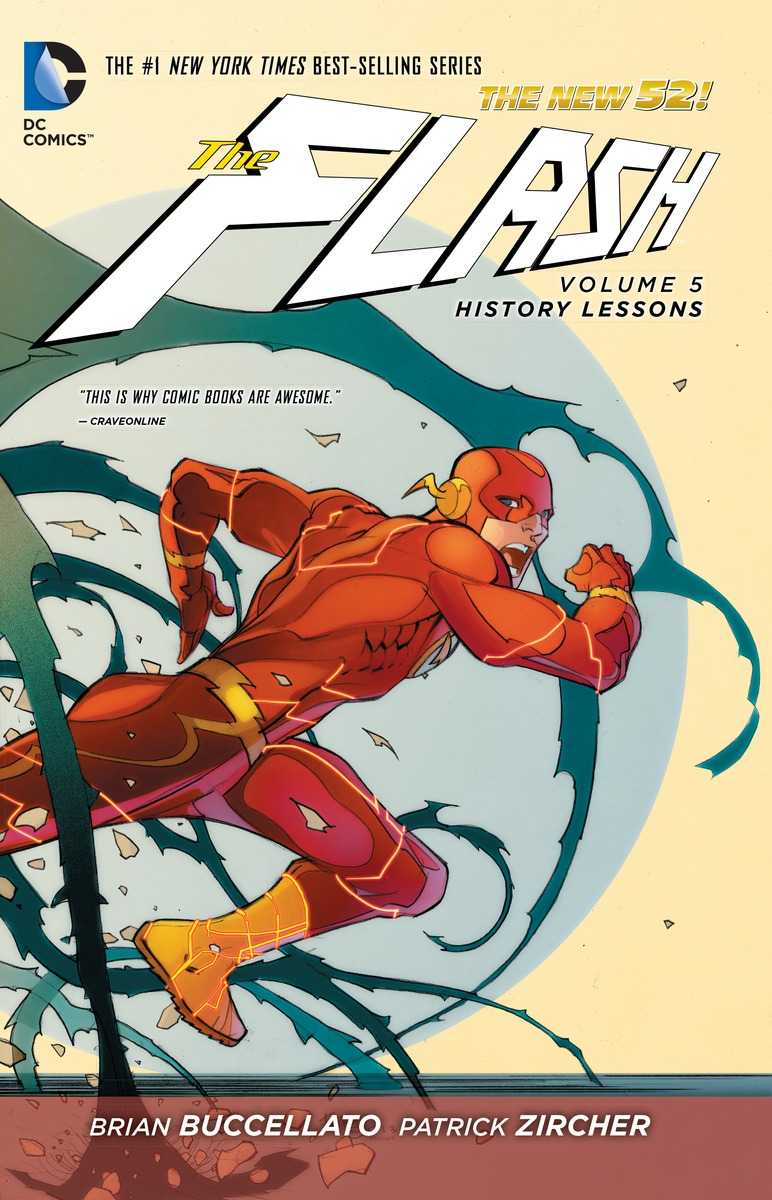 The Flash: History Lessons, Volume 5 dozen lessons from british history reader