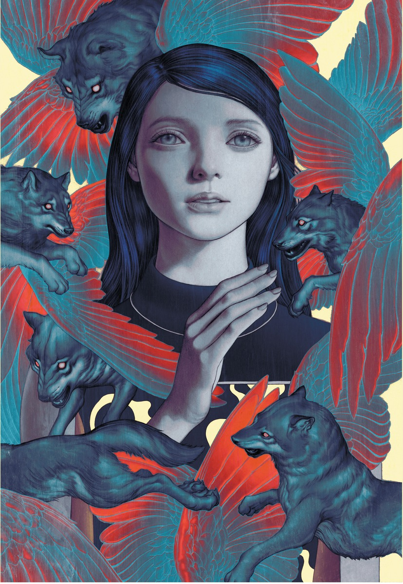 Fables: The Complete Covers by James Jean fables book 6