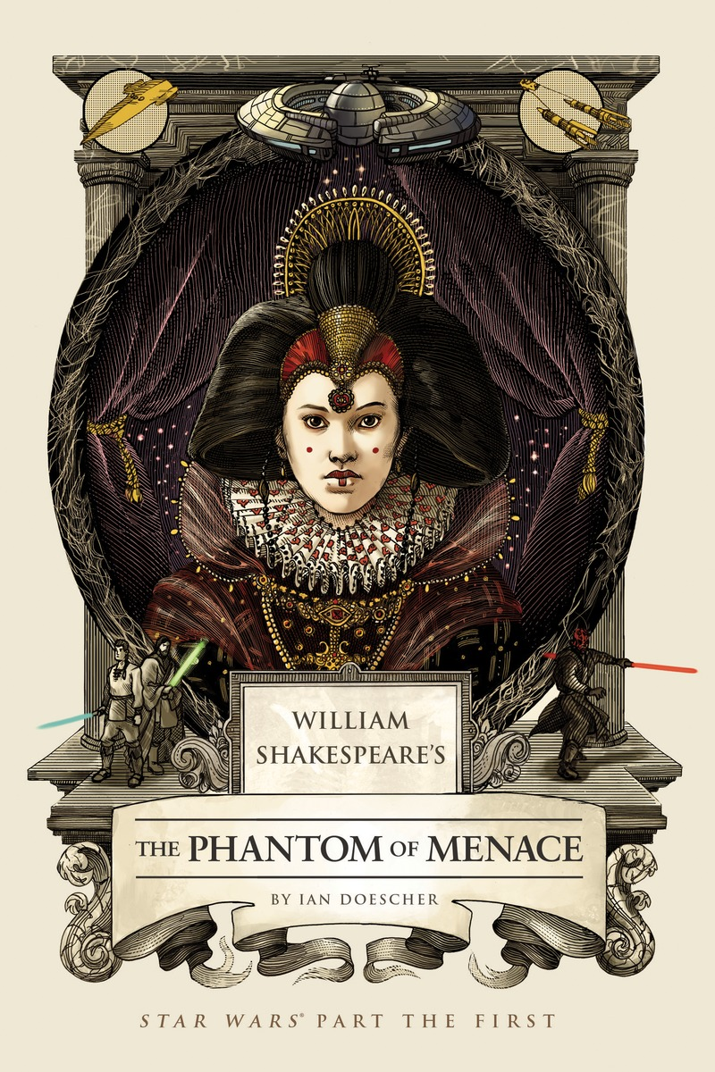 William Shakespeare's the Phantom Menace william hogarth aestheticism in art